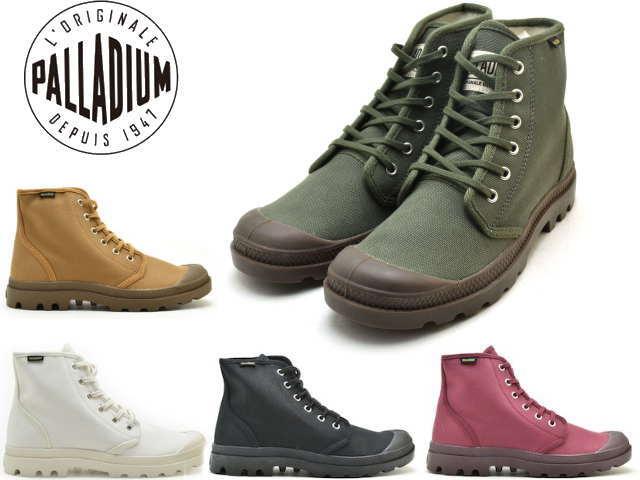 Palladium sneakers men PALLADIUM PAMPA HI ORIGINALE pampas high 75349 SNEAKER