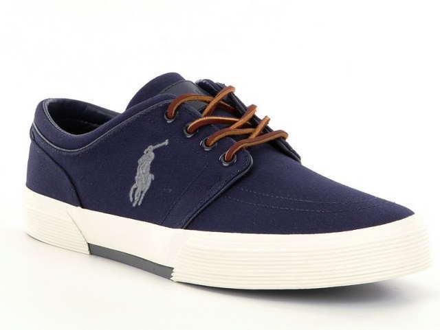 Face to Face   Rakuten Global Market: Polo Ralph Lauren sneakers men Faxon low POLO RALPH LAUREN FAXON LOW NAVY/GREY 816507895030 SNEAKER
