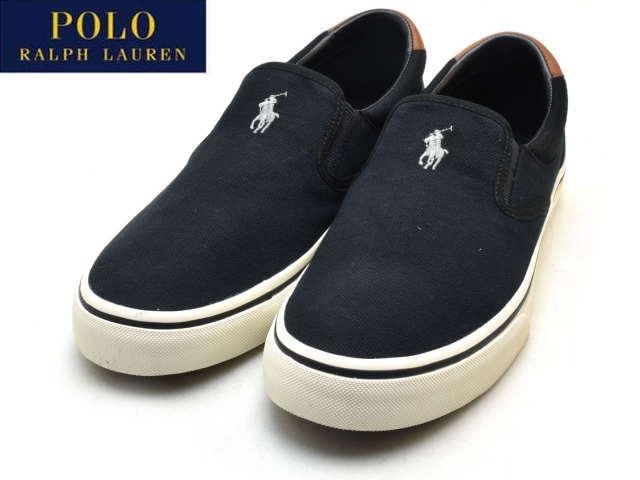e583a414bd89 Face to Face  Polo Ralph Lauren sneakers men slip-ons POLO RALPH ...