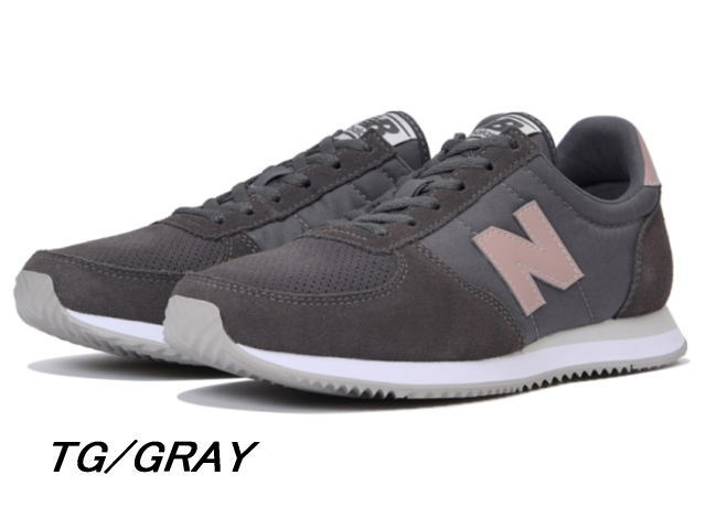 88abbaa5c3777 Face to Face: New Balance 220 Lady's pink white black gray WL220 TA ...