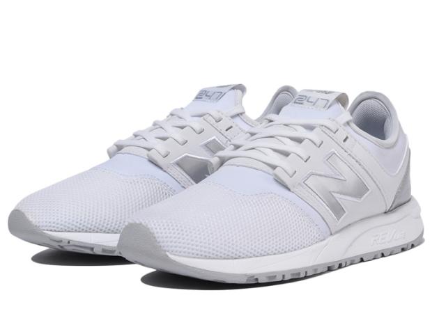 new balance 247 white on feet nz