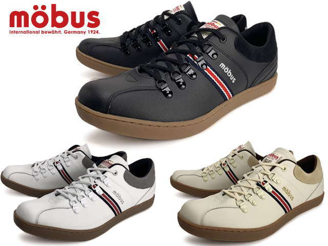 モーブス リューベック mobus LUBECK スニーカー メンズ レザー スニーカー 靴 men's sneaker