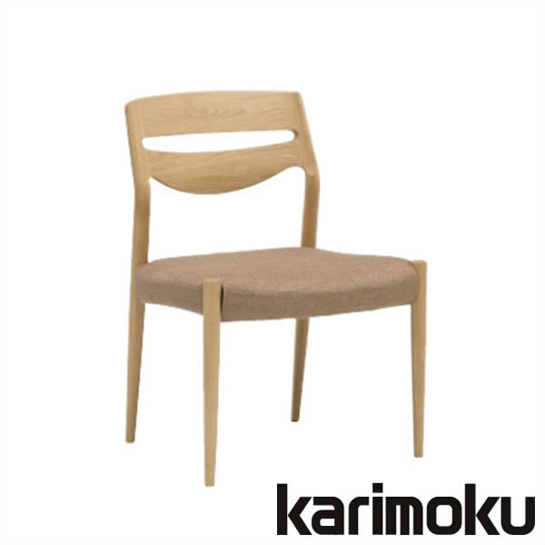 カリモク 食堂椅子 CU7105