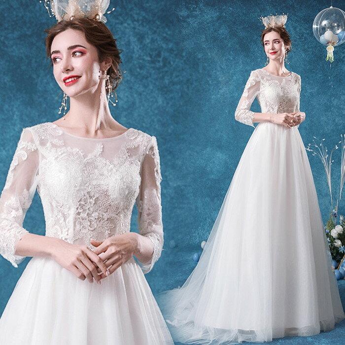 ウエディングドレス オーダー 二次会 aラインドレス ワンピース 海外挙式 高品質 ウエディグドレス カジュアル 花嫁 大きいサイズ 休日 リゾート ドレス 白