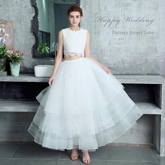 魅力的な価格 ウェディングドレス 結婚式 パーティー ロング 二次会