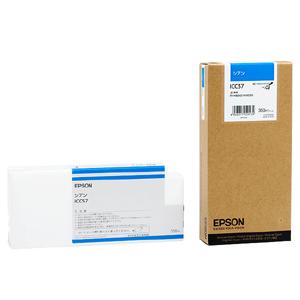 エプソン インクカートリッジ 350ml シアン ICC57【代引・後払い決済不可商品】