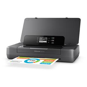 HP OfficeJet 200 Mobileインクジェットプリンター CZ993A#ABJ【後払い決済不可商品】