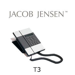Jacob Jensen T3 Telephone JJN010010 後払い決済不可商品29YIeWEDH