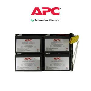 シュナイダーエレクトリック(APC) RBC24J Smart-UPS SUA1500RMJ2U/SUA1500RMJ2UB 交換用バッテリキット【後払い決済不可商品】