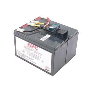 【あす楽対応_関東】シュナイダーエレクトリック(APC) RBC48L Smart-UPS SUA500JB/SUA750JB用交換バッテリキット【後払い決済不可商品】