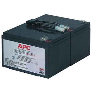 【在庫あり】シュナイダーエレクトリック(APC) RBC6L Smart-UPS SUA1000J/SUA1000JB/SMT1000J交換用バッテリーキット【後払い決済不可商品】