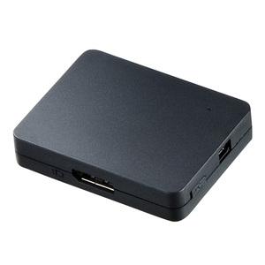 サンワサプライ DisplayPortMSTハブ(DisplayPort/HDMI/VGA) AD-MST3DPHDV【代引・後払い決済不可商品】