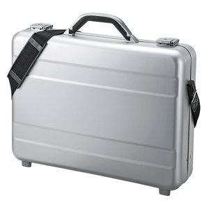サンワサプライ PCアルミケース BAG-AL4【代引・後払い決済不可商品】