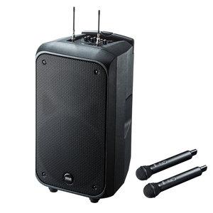 サンワサプライ ワイヤレスマイク付き拡声器スピーカー MM-SPAMP8【代引・後払い決済不可商品】
