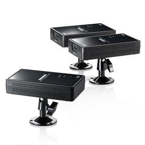 サンワサプライ ワイヤレス分配HDMIエクステンダー(2分配) サンワサプライ VGA-EXWHD7【代引・後払い決済不可商品】, 坂出市:38d8ba8a --- diadrasis.net