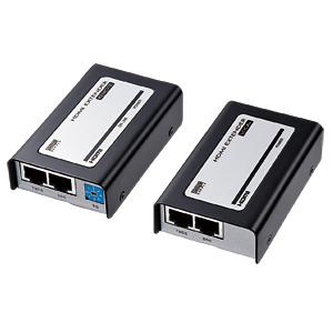 サンワサプライ HDMIエクステンダー VGA-EXHD【代引・後払い決済不可商品】