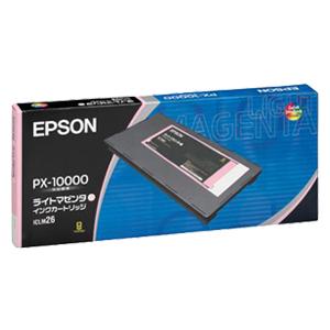 エプソン インクカートリッジ 500ml ライトマゼンタ ICLM26【代引・後払い決済不可商品】