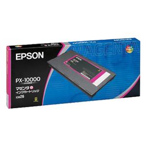 エプソン インクカートリッジ 500ml マゼンタ ICM26【代引・後払い決済不可商品】
