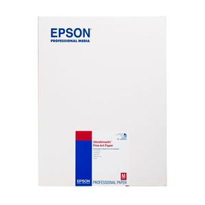 エプソン UltraSmooth Fine Art Paper A2:25枚 KA225USFA【代引・後払い決済不可商品】