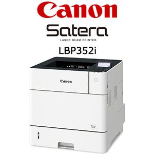 キヤノン Satera モノクロレーザープリンター LBP352i【後払い決済不可商品】