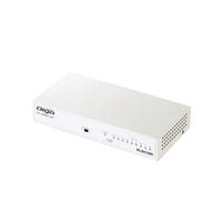 エレコム 1000BASE-T対応 スイッチングハブ EHC-G08MN2-HJW【代引・後払い決済不可商品】