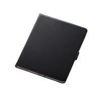 エレコム ソフトレザーカバー(360度回転) TB-A18L360BK【代引・後払い決済不可商品】