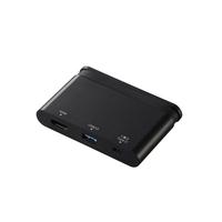 エレコム USB Type-C接続モバイルドッキングステーション DST-C06BK【代引・後払い決済不可商品】