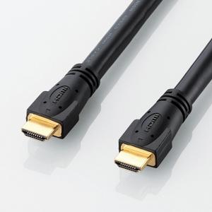エレコム HIGH SPEED HDMIケーブル[10.0m] DH-HD13A100BK【代引・後払い決済不可商品】