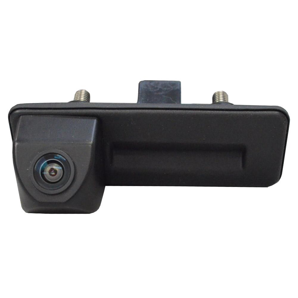 RC-AU-TRC01 A1(8X 2011以降)AUDI アウディ 車種別設計 CCD バックカメラ キット トランクノブ交換タイプ(リアカメラ バック カメラ セット トランク ノブ パーツ カスタム カスタムパーツ カーアクセサリー ドレスアップ)