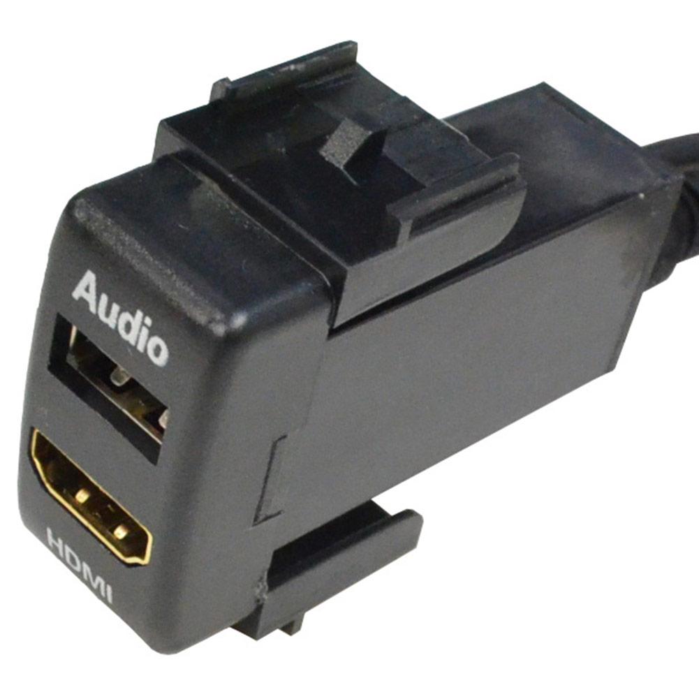 USB入力ポート HDMI入力ポート純正サービスホールと交換タイプ 送料無料 代引不可 USB-NI Eタイプ 日産車系 国内在庫 HDMI入力ポート カーUSBポート NISSAN USB ニッサン 日産 サービスホール HDMI スイッチパネル 格安SALEスタート 増設 スイッチホールカバー