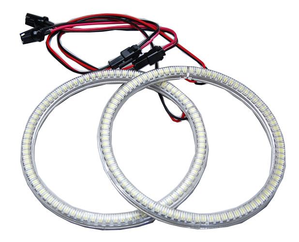 【イカリング】LL-N120 120mm 84発 高輝度&高角度SMD採用LEDイカリング・LEDエンジェルアイ(イカリング LED LEDイカリング エンジェルアイ ヘッドライト ヘッドランプ ライト )