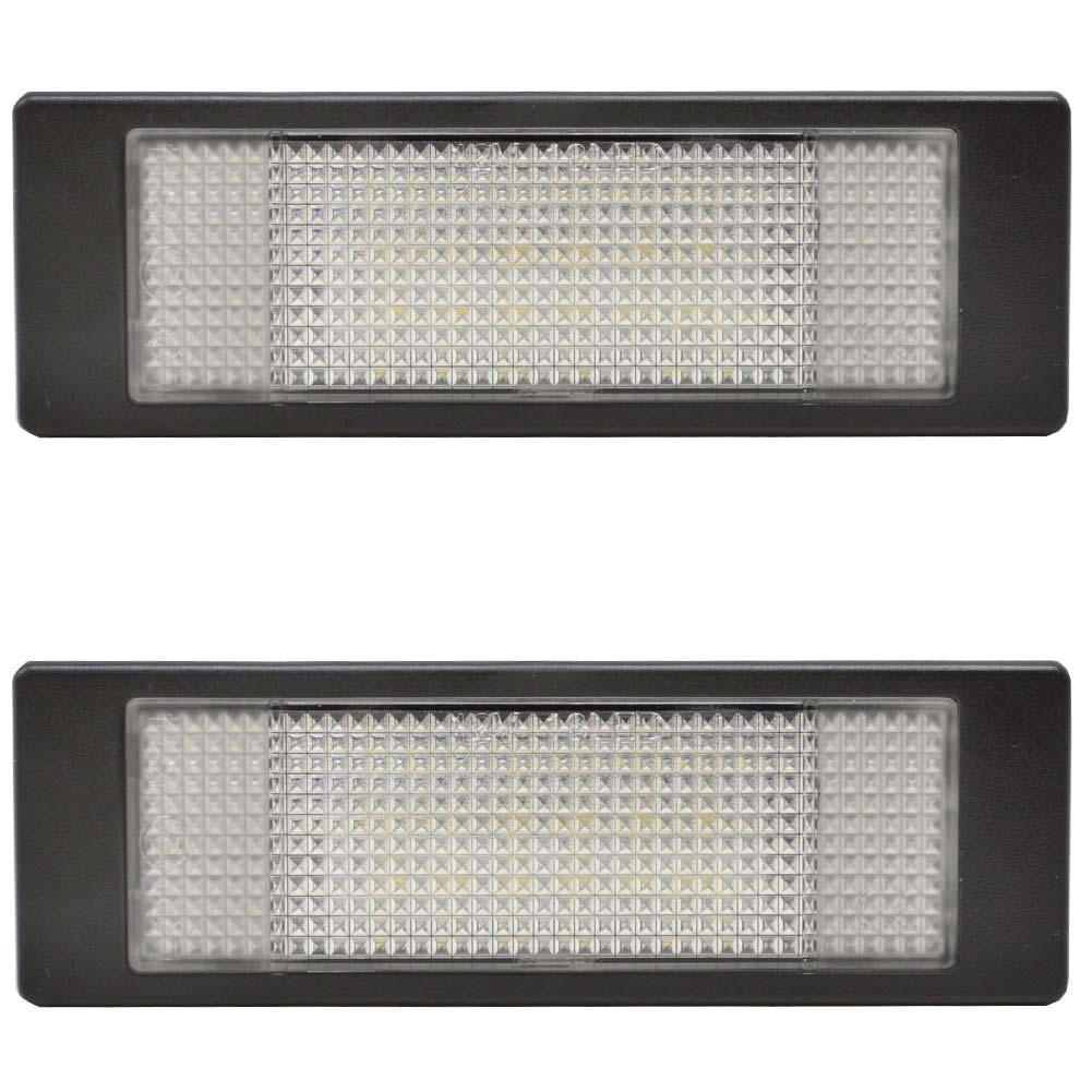 ll-bm-l04 Ver.2 1シリーズ F20 F21ハッチバックBMW LEDナンバー灯 ライセンスランプ( カスタム パーツ 車 アクセサリー カスタムパーツ LED 交換 ナンバー灯 ライト ナンバープレート ナンバー 灯 車用品 ドレスアップ ライセンス灯 )