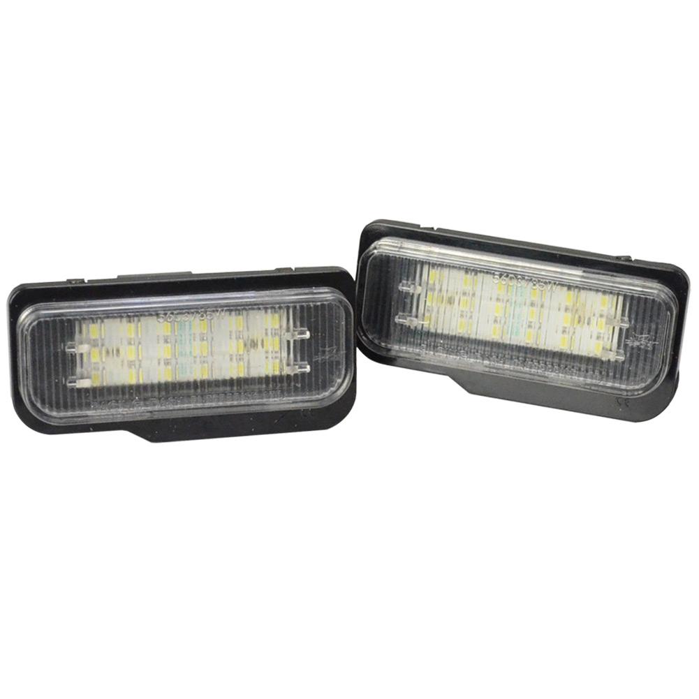 LL-BZ-D04 CLSクラス W219セダン(2005-2010) 5603785W MercedesBenz メルセデスベンツ LEDナンバー灯 ライセンスランプ レーシングダッシュ製 (レーシングダッシュ LED ナンバー灯 LED)