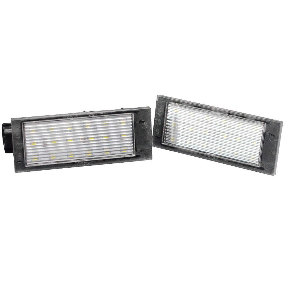 ll-re-a52 Smart Forfour スマート フォーフォー W453(2014以降 H26以降) LED ナンバー灯 LED ライセンス ランプ ( カスタム パーツ アクセサリー カー ライセンスランプ カスタムパーツ ライセンス灯 車用 車用品 ナンバープレート 車 )