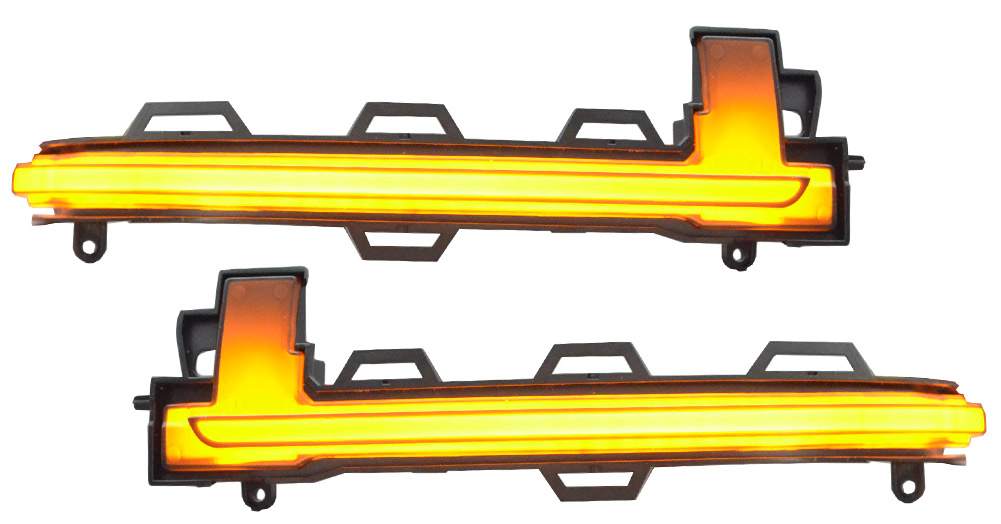 LL-BM-DWB-SM03 スモークレンズ LEDドアミラーウインカーランプ BMW X5シリーズ F15 F85(シーケンシャルタイプ)( LED ウインカー MINI サイドミラー ウィンカー シーケンシャルウインカー 車 ミラーウィンカー カスタムパーツ )