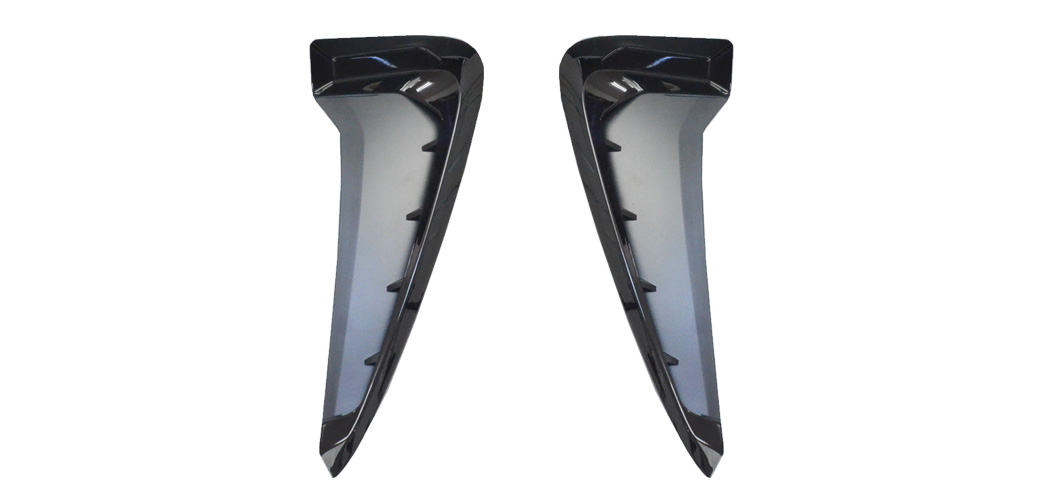 RD-BSF-X5A F15 X5 BMWフェンダーエアスクープ グロスブラック 0914158Z (BMW エアスクープ コールドエアー トルクアップ パーツ フェンダーダクト カスタムパーツ カー用品 改造 カーパーツ エンジン カスタム)