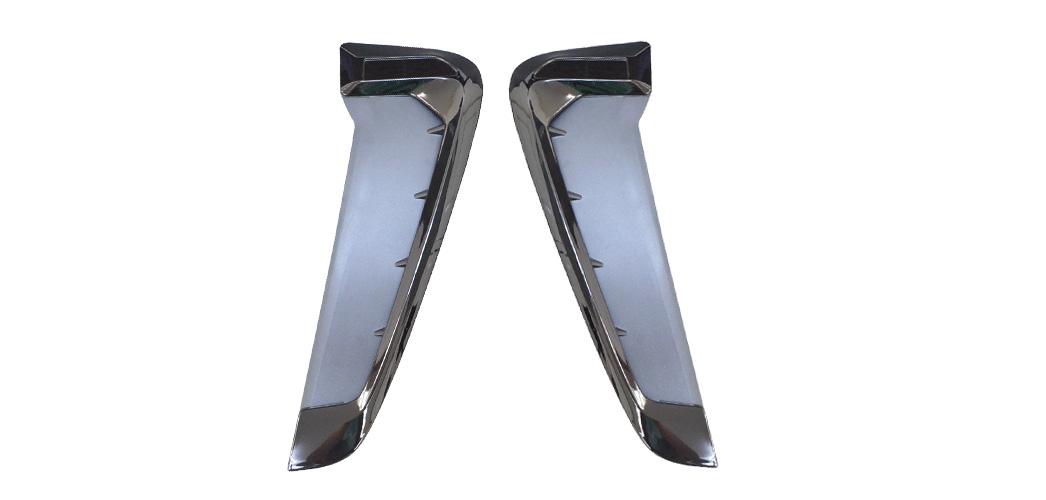 RD-BSF-X6B F86 X6M BMW フェンダーエアスクープ グロスブラック 0914075Z (エアスクープ コールドエアー トルクアップ パーツ カスタムパーツ カスタム グッズ カーパーツ 改造 カーアクセサリー 車 エンジン)