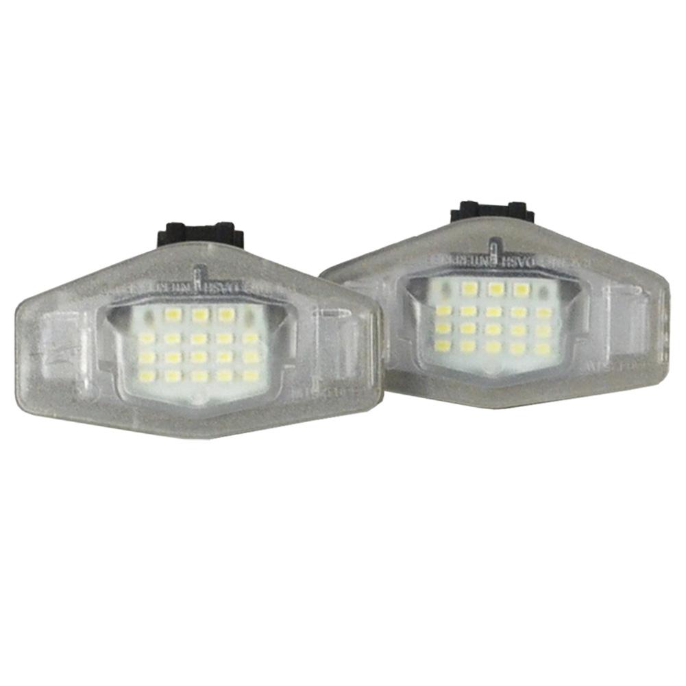 LL-HO-B05 Civic シビック(FD系 2005-2011) 5604251W HONDA ホンダ LEDナンバー灯 ライセンスランプ レーシングダッシュ製 (レーシングダッシュ LED ナンバー灯 LEDナンバー灯)