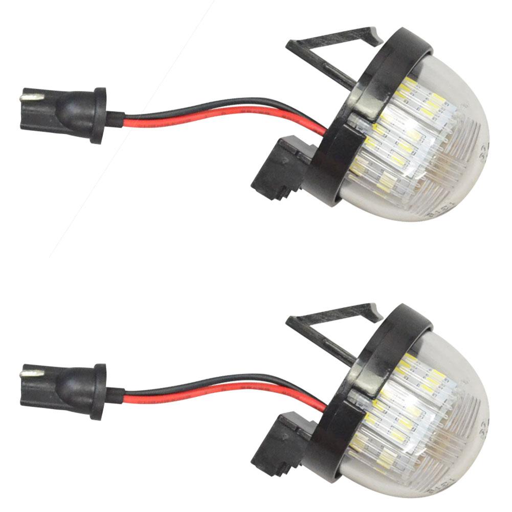 ll-sz-a51 (2個入り)LEDナンバー灯 Jimmy ジムニー(JB64.74系 H30.07以降 2018.07以降) LEDライセンスランプ( カスタム パーツ アクセサリー ナンバー灯 LED ナンバープレート ライセンスランプ ナンバー 車用品 ドレスアップ )