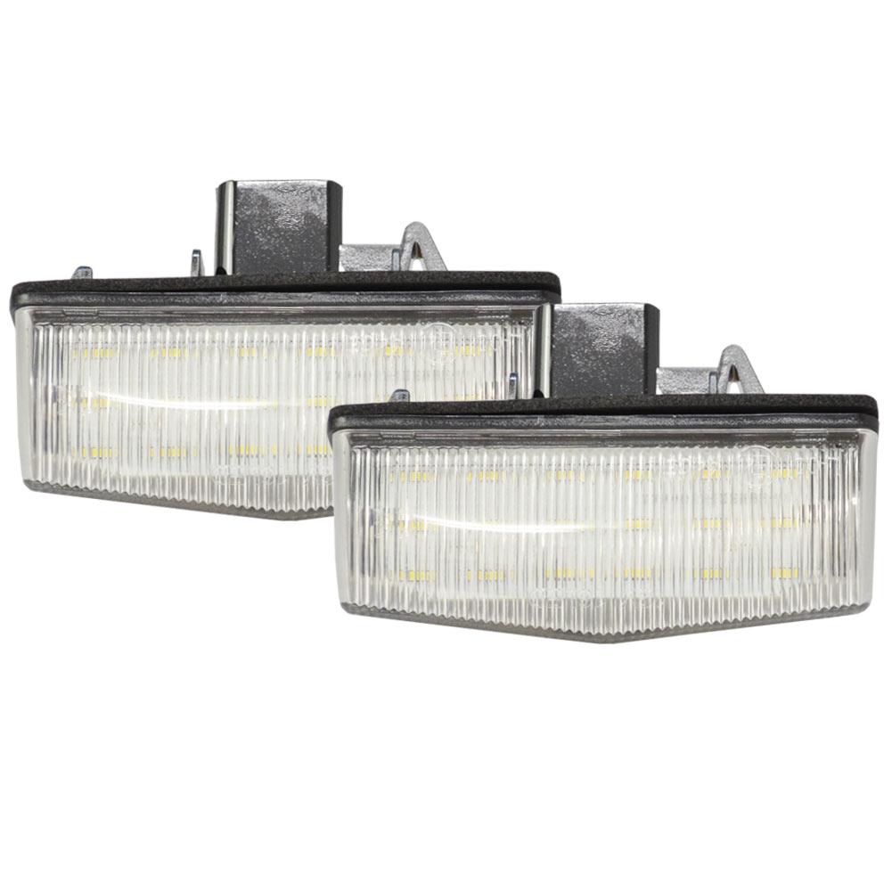 ll-to-m02 Ver.2 Lexus RXシリーズ(20系 H27.09以降 2015.09以降) LEDナンバー灯 ライセンスランプ TOYOTA トヨタ( カスタム パーツ アクセサリー カスタムパーツ LED ナンバー灯 ナンバープレート ナンバー 車用品 ライセンス灯 )