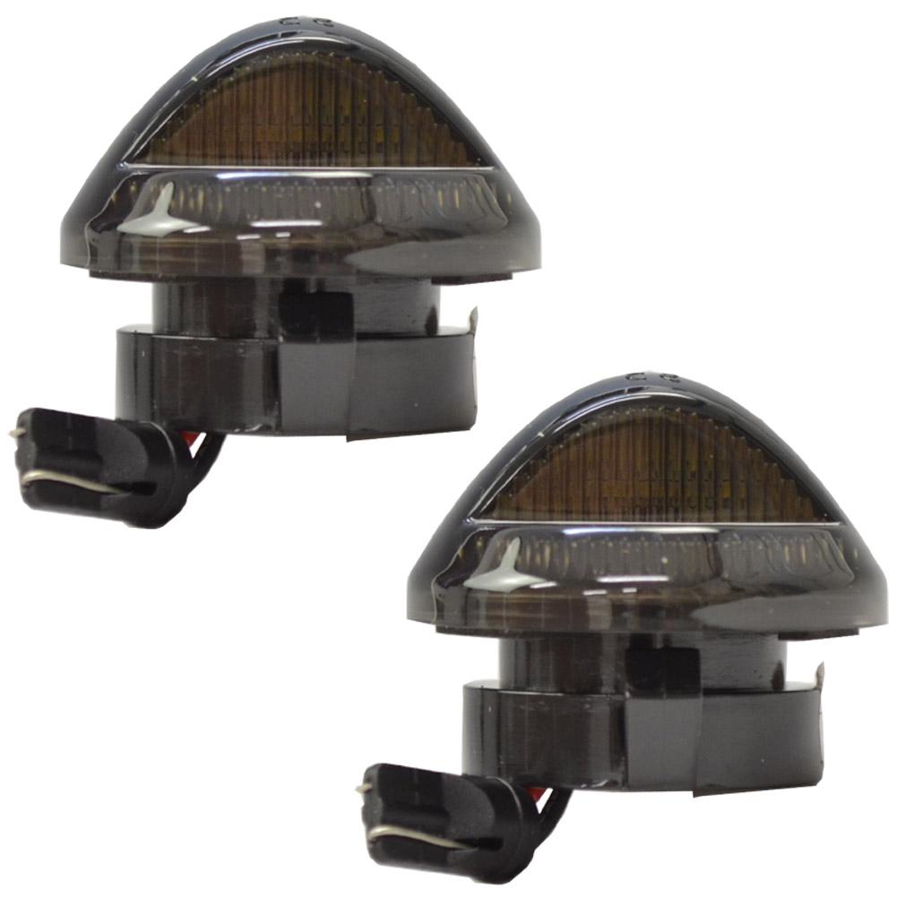 ll-fo-d05 LEDナンバー灯 F250 F350(1980-2004 S55-H16) FORD フォード LEDライセンスランプ( カスタム パーツ アクセサリー カスタムパーツ カー LED ナンバー灯 ライセンスランプ 車用品 ドレスアップ ライセンス灯 ナンバープレート )