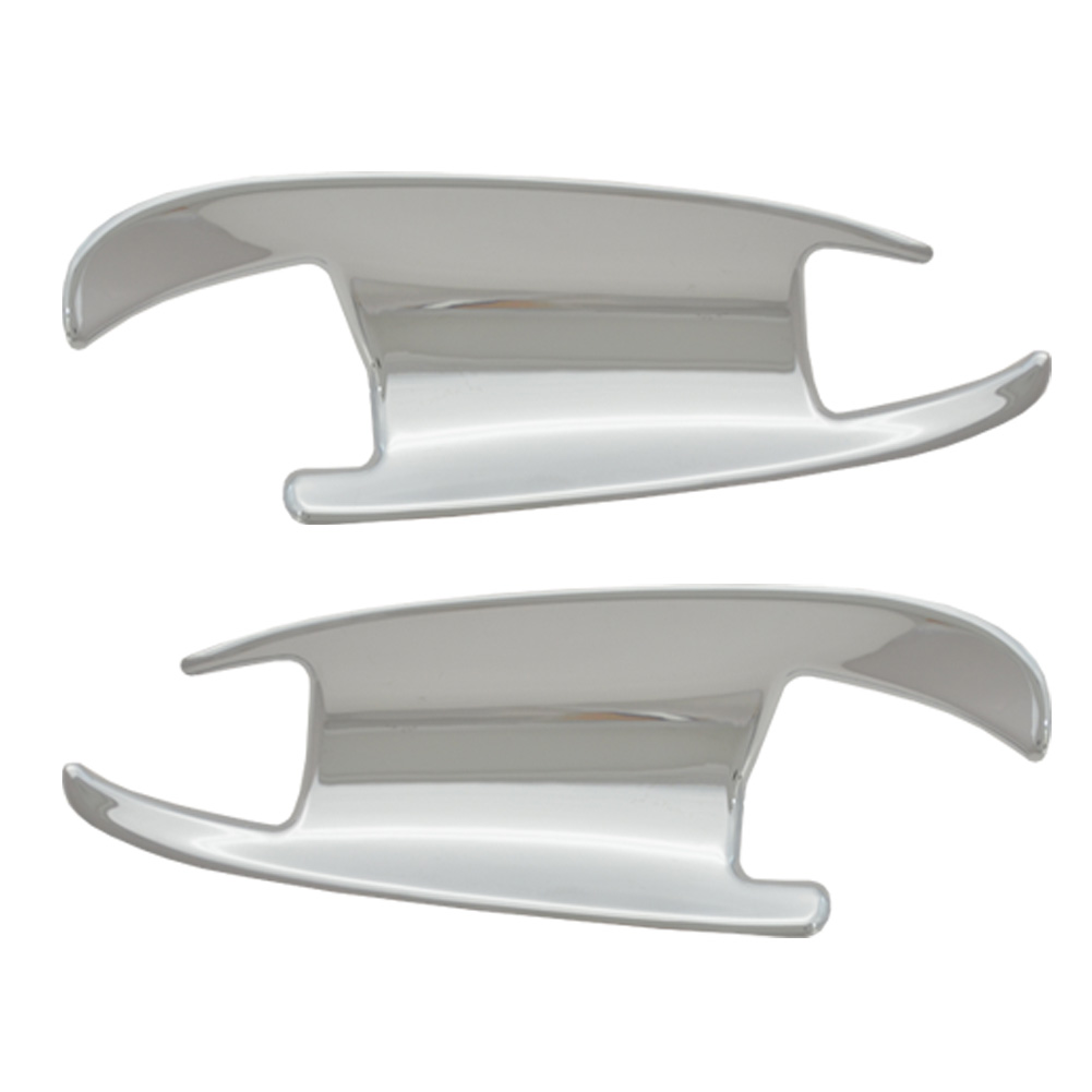 ri-mb682-06(110-05-2D)ドアハンドルインナー用 SLKクラス R172(2011-2016 H23-H28)クロームメッキトリム ガーニッシュ カバー ( カーパーツ 外装パーツ ヘッドライト )