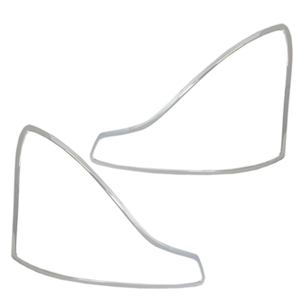 ri-if451-02b テールライト Infiniti インフィニティ G37クーペ(V36 2008以降)Infiniti インフィニティ NISSAN 日産 クロームメッキトリム ガーニッシュ カバー(パーツ メッキ カスタム アクセサリー テールランプ カスタムパーツ 車)
