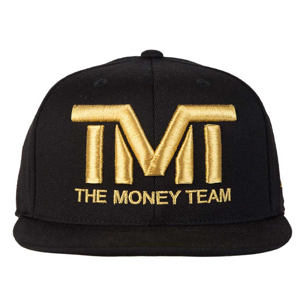 THE MONEY TEAM the MoneyTree □ COURTSIDE   Cap □ Gold logo  amp  black ... 04c10774d9cf