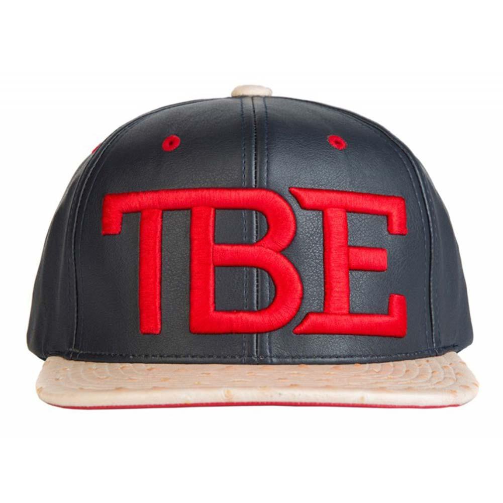 tmt-h59-2vr THE MONEY TEAM ザ・マネーチーム FIGHT NIGHT (ネイビー&レッドロゴ) 合成皮革 キャップ 刺繍 ロゴ キャップ フロイド・メイウェザー ボクシング 男性 女性 メンズ レディース THE MONEY TEAM WBC WBA(TMT 帽子 ストリート)