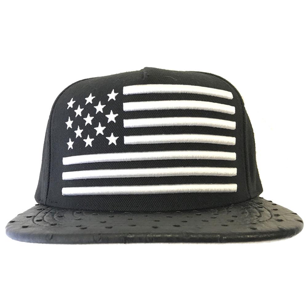 tmt-h75-6kw THE MONEY TEAM ザ・マネーチーム AMERICAN DREAM キャップ 黒ベースx白色国旗 刺繍(TMT フロイド・メイウェザー 帽子 ストリート ボクシング ストリート系 メンズ メンズキャップ帽子 ロゴキャップ ぼうし メイウェザー)