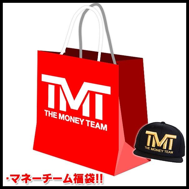 HB-001 THE MONEY TEAM TMT福袋(フロイド・メイウェザー TMT メイウェザー ボクシング メンズ 福袋 ハッピーバッグ ハッピーバック ストリート系 ふくぶくろ tシャツ ティーシャツ ティシャツ 帽子 キャップ メイウェザー)
