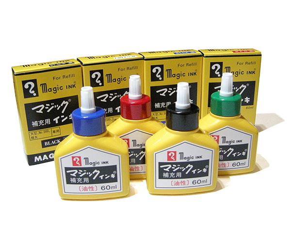 Magic ink Refill 60 ml bottle