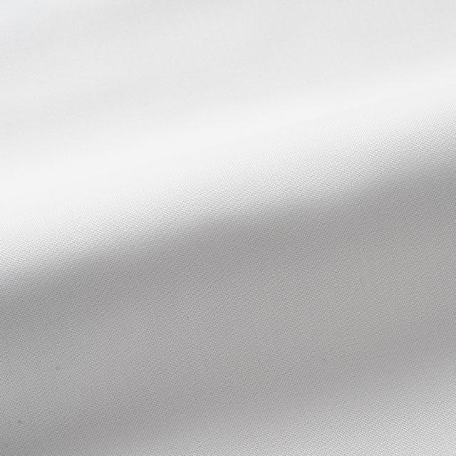 [国内縫製]トーマスメイソンジャーニー(Thomas Mason JOURNEY)で作る オーダーメイド シャツ/白オックス ビジネス ドレスシャツ 婚活 モテシャツ オーダーシャツ 紳士 ギフト 38621 クールビズ 形態安定