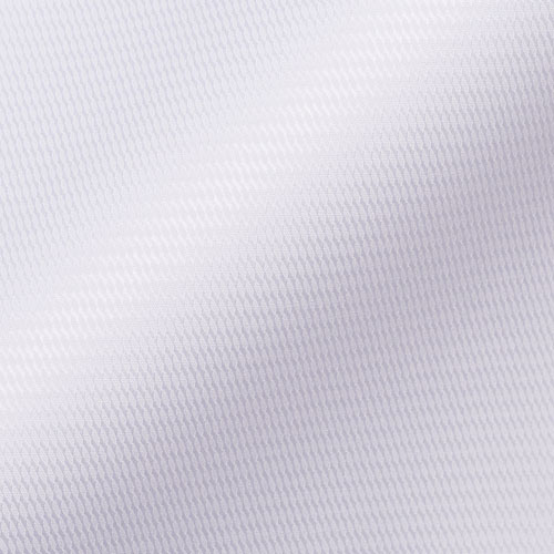 百貨店御用達ワイシャツ工場で作る 本格的オーダーシャツ 人生で最高の1枚をお届けします 送料無料 白こそ最高のオシャレ アルビニ albini オーダーシャツ メンズ ビジネス 信用 婚活 インポート ギフト 小柄菱ドビー-ホワイト 801 ドレスシャツ 紳士 長袖 メーカー在庫限り品 モテシャツ